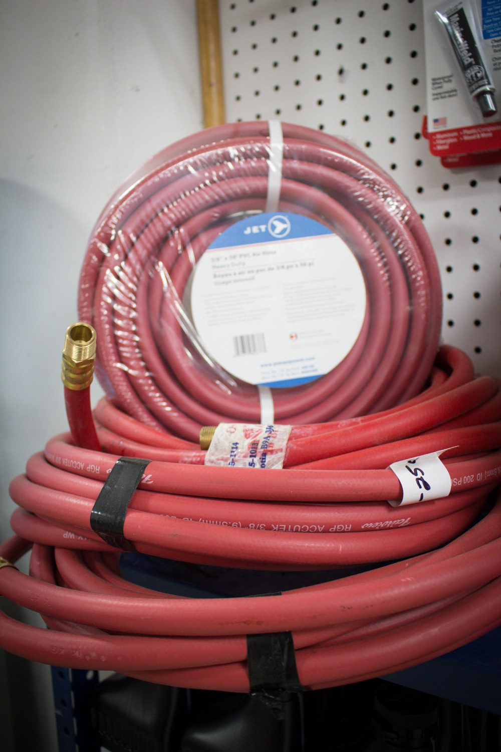 Air hose at Strait Supplies Limited