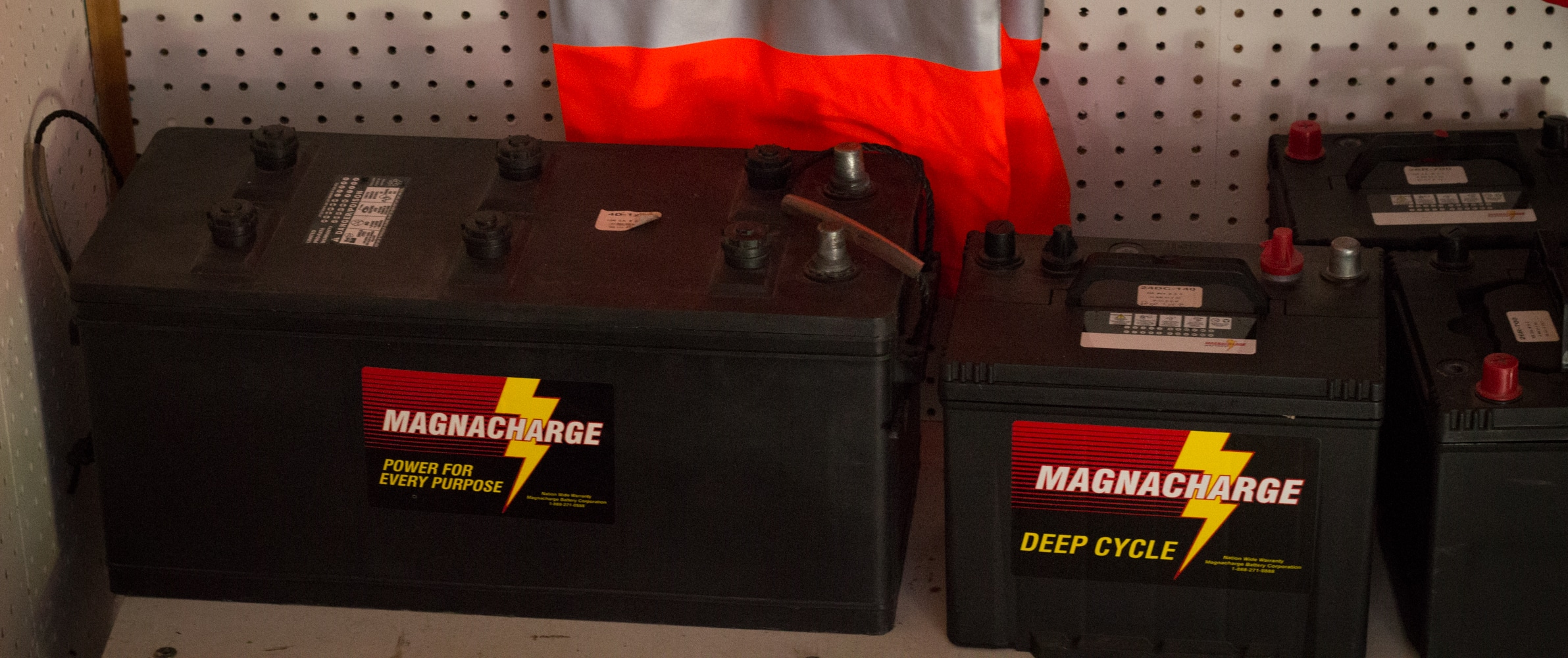 Deep Cycle Batteries at Strait Supplies Limited