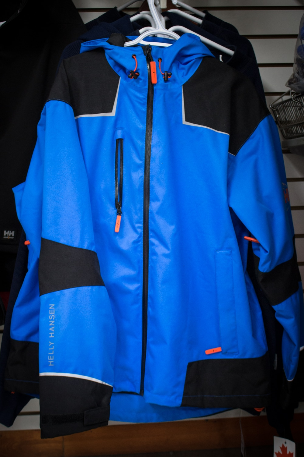 Helley Hensen Jacket at Strait Supplies Ltd