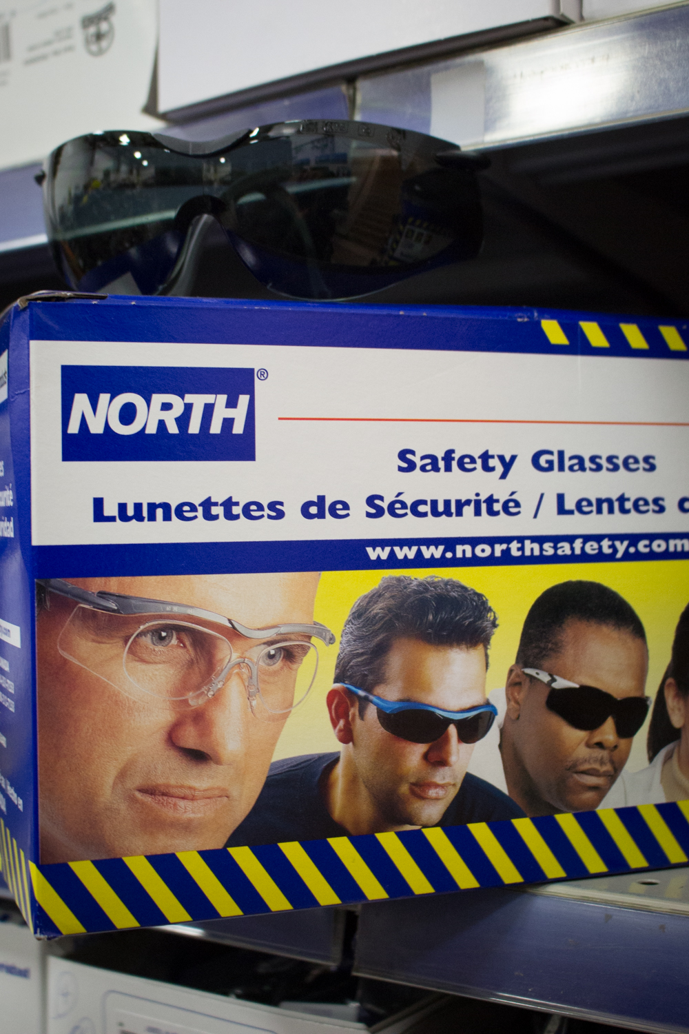 North Safety Glasses from Strait Supplies